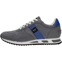 Chaussures Homme Baskets basses Blauer 8SMEMPHIS05/NYL Sneakers Homme GREY GREY