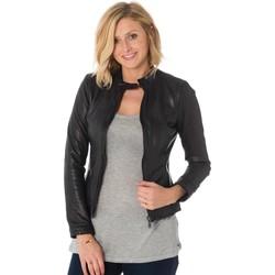 Vêtements Femme Vestes en cuir / synthétiques Cityzen CHANCE BLACK Noir