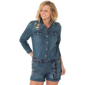 Vêtements Femme Combinaisons / Salopettes Kaporal KARM FREEZ Bleu