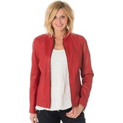 Vêtements Femme Blousons Cityzen GEORGIA RED Rouge