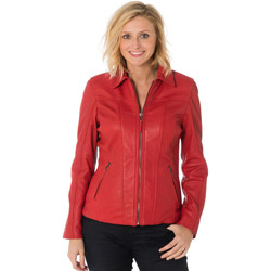 Vêtements Femme Blousons Cityzen VIRGINIA RED Rouge