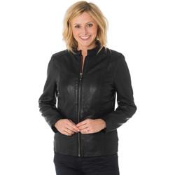 Vêtements Femme Blousons Cityzen GEORGIA BLACK Noir