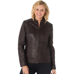 Vêtements Femme Blousons Cityzen GEORGIA BROWN Marron