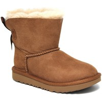 Chaussures Fille Bottines UGG MINI BAILEY Camel