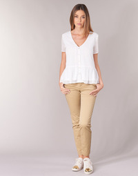 Vêtements Femme Chinos / Carrots LPB Woman SKIBLOU Beige