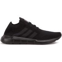 Chaussures Homme Baskets basses adidas Originals Swift Run Primeknit - Ref. CQ2893 Noir