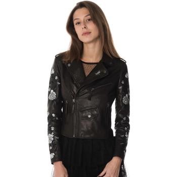 Vêtements Femme Vestes en cuir / synthétiques Cityzen PHOENIX BLACK Noir