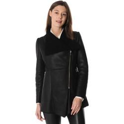 Vêtements Femme Vestes en cuir / synthétiques Cityzen CHELSEA BLACK Noir