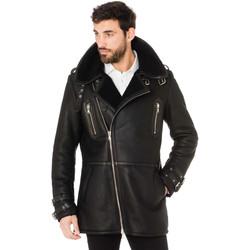 Vêtements Homme Vestes / Blazers Cityzen BRONX BLACK Noir