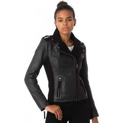 Vêtements Femme Blousons Cityzen AURORA BLACK Noir