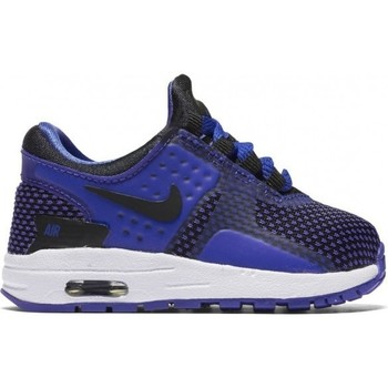 Chaussures Enfant Baskets basses Nike Air Max Zero Essential 881227-004 BLEU