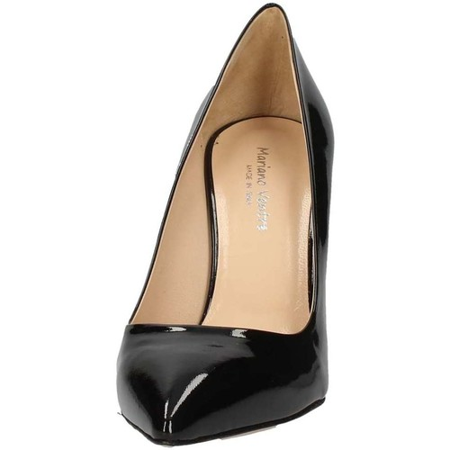 Femme Ventre Mariano Noir Chaussures Escarpins Mv110 OTPikXZu