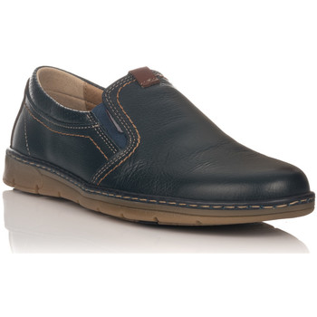 Chaussures Slip ons Luisetti  bleu