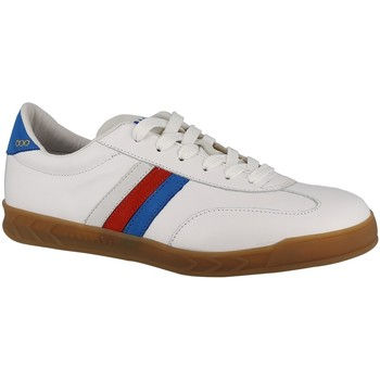 Chaussures Homme Baskets basses Serafini FLAT blanc