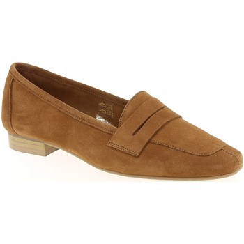 Chaussures Femme Mocassins We Do 11029 Camel