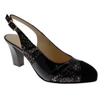 Chaussures Femme Sandales et Nu-pieds Soffice Sogno SOSO8061ne nero