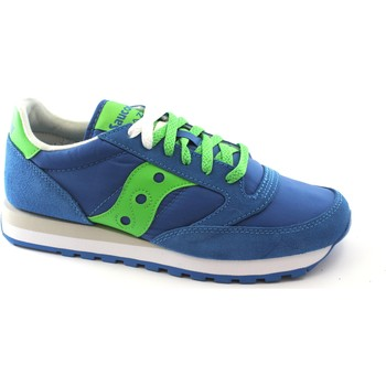 Chaussures Homme Baskets basses Saucony S2044 421 JAZZ ORIGINAL bleu chaussures hommes sneakers lacets Blu
