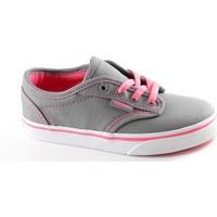 Chaussures Enfant Baskets basses Vans VAN-E17-SEGATP-GP-1 Grigio