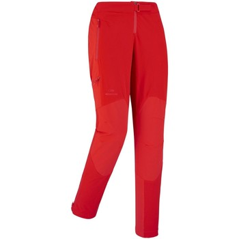 Vêtements Femme Pantalons Eider Power Mix Pant W Rouge