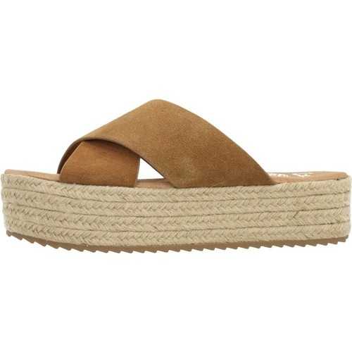 Coolway EMMA Gris - Chaussures Espadrilles Femme
