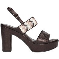 Chaussures Femme Sandales et Nu-pieds Martina B Mbss18-371-nv Sandale Femme noir noir