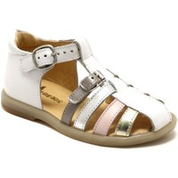 Chaussures Fille Baskets mode Loup Blanc DELICA BLANC