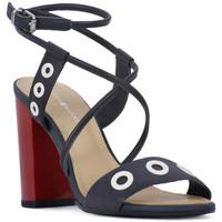 Chaussures Femme Sandales et Nu-pieds Tommy Hilfiger 403 SHEEL SANDAL Blu
