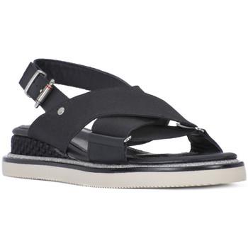Chaussures Femme Sandales et Nu-pieds Tommy Hilfiger 990 SPORY STRECH Nero