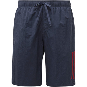 Vêtements Homme Maillots / Shorts de bain adidas Performance Short de bain adidas 3 stripes water Rouge