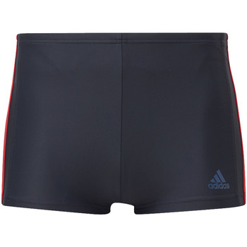 Vêtements Homme Maillots / Shorts de bain adidas Performance Boxer adidas 3 stripes Bleu / Rouge