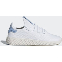 Chaussures Garçon Baskets mode adidas Originals Chaussure Pharrell Williams Tennis Hu Blanc / Blanc / Blanc