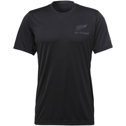 Vêtements Homme T-shirts manches courtes adidas Performance T-shirt All Blacks Athletics Eclipse Noir / Gris