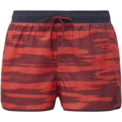 Vêtements Homme Maillots / Shorts de bain adidas Performance Shot de bain Allover Print red