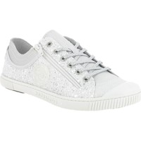 Chaussures Femme Baskets mode Pataugas 624931 argent
