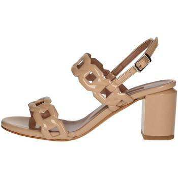 Chaussures Femme Sandales et Nu-pieds Albano 2258 Sandales Femme NUDE NUDE