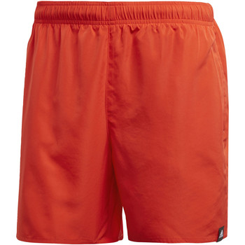 Vêtements Homme Maillots / Shorts de bain adidas Performance Short de bain Solid Rouge