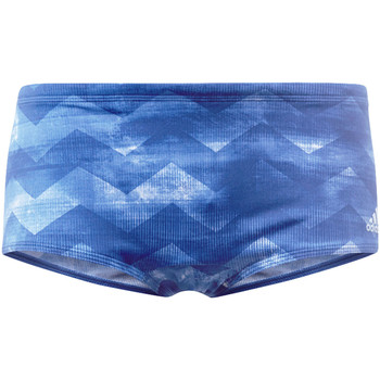Vêtements Homme Maillots / Shorts de bain adidas Performance Short de bain Allover Graphic Bleu / Bleu