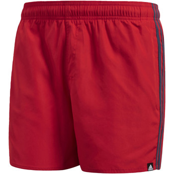 Vêtements Homme Maillots / Shorts de bain adidas Performance Short de bain 3-Stripes Rouge