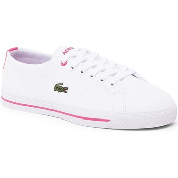 Chaussures Baskets mode Lacoste MARCEL 117 1 B53C01 Blanc