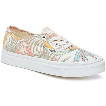 Chaussures Femme Baskets basses Vans Chaussures  U Authentic California Floral - Marshmallow blanc