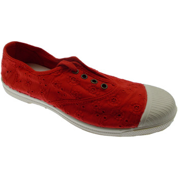 Chaussures Femme Slip ons Natural World NW120rosso rosso