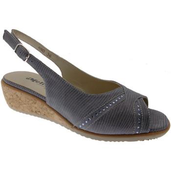 Chaussures Femme Sandales et Nu-pieds Melluso MET425je blu