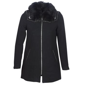 Vêtements Femme Manteaux Desigual COLLINE Noir
