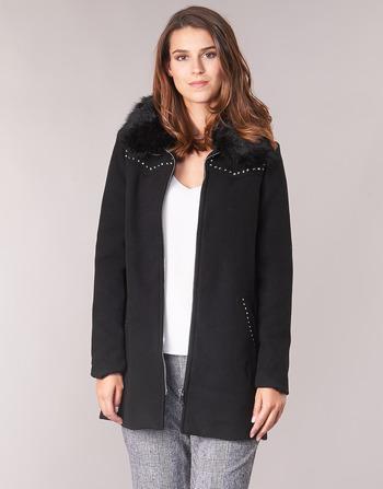 Vêtements Manteaux Colline Femme Desigual Noir 54ARjL