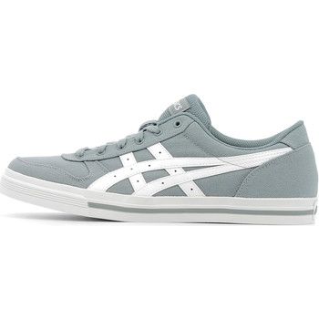 Chaussures Homme Baskets basses Asics Aaron Stone Grey / White