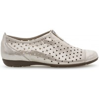 Chaussures Femme Derbies Gabor Derbies beiges Beige