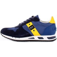 Chaussures Homme Baskets basses Blauer 8SMEMPHIS05/NYL BASKETS Homme Autres