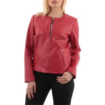 Vêtements Vestes en cuir / synthétiques Giorgio Sephora WODY Rouge Rouge