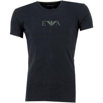 Vêtements Homme T-shirts & Polos Emporio Armani EA7 Tee-shirt  - Ref. 111717-7A503-00020 Noir