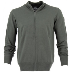 Vêtements Homme Sweats Emporio Armani EA7 Sweat  - Ref. 6YPEZ1-PM04Z-1852 Vert